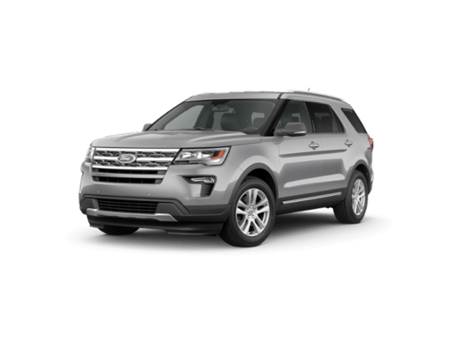 New 2019 Ford Explorer XLT XLT 4WD For Sale/Lease Wantagh, NY